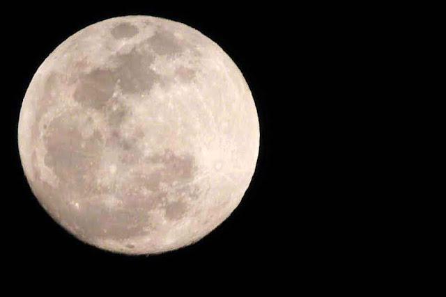 astronomy, moon, Okinawa, Japan