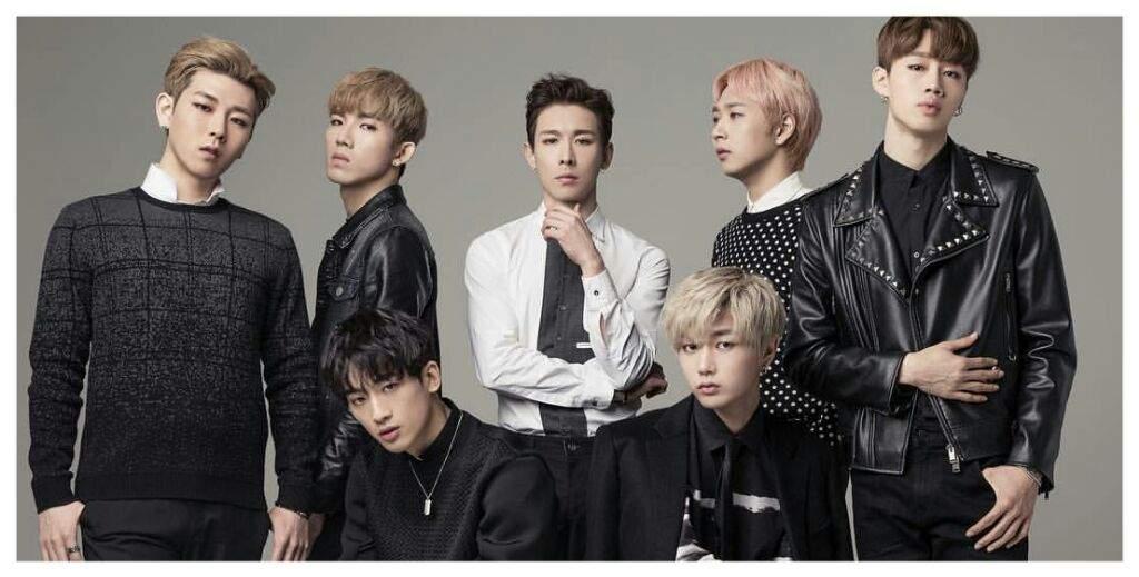 BLANC7 | Conheça o Grupo de Kpop que virá ao Acre durante o Asian Music Festival!