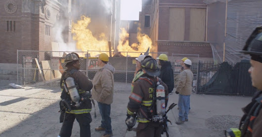 Chicago Fire: Season 6 - Episode 23; The Grand Gesture