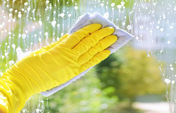 Limpa vidros caseiro