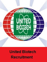 United Biotech Recruitment