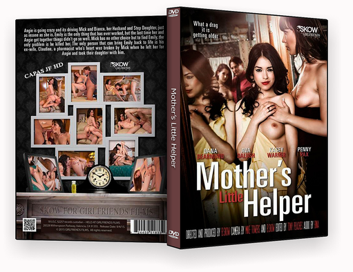 Mothers Lile Helper xxx 2018 – ISO – CAPA DVD