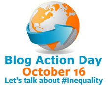 Blog Action Day - October 16