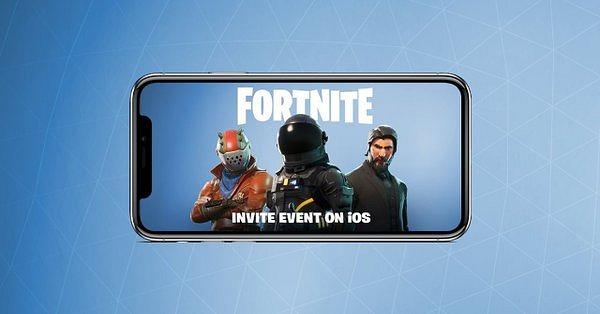 Fortnite se anuncia para móviles y con juego cruzado