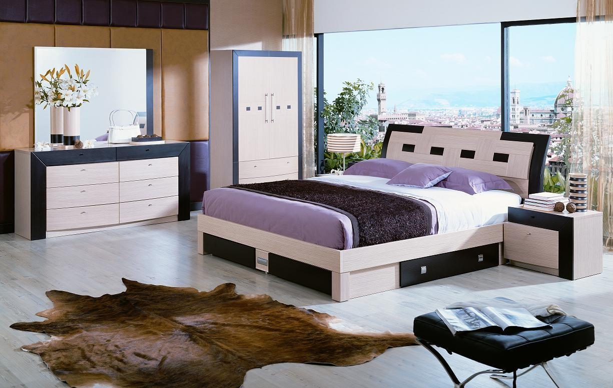warna cat kamar tidur dua warna 6
