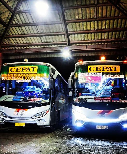 Bis Eka di Rumah Makan Duta Ngawi
