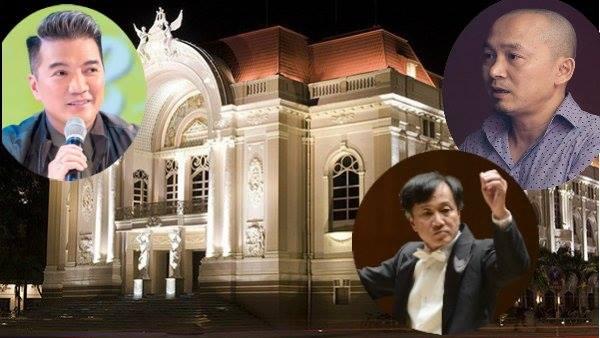 Các nghệ sĩ ủng hộ xây nhà hát ở Thủ Thiêm