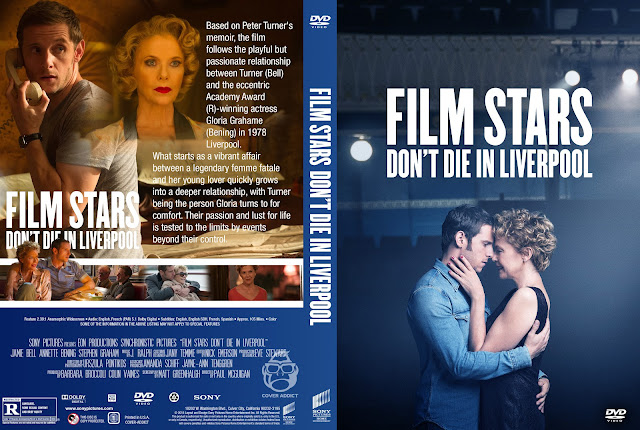 Film Stars Don't Die in Liverpool DVD Cover