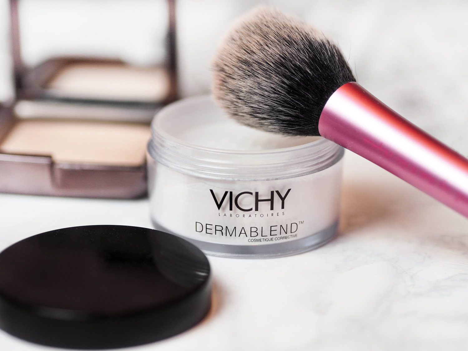 5 ways to set your makeup vichy dermablend