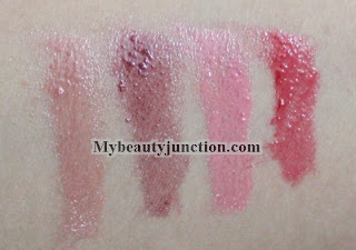 Burberry Lip Mist Natural Sheer Lipstick swatches, review, photos, staying power