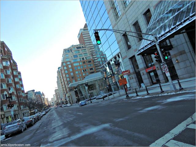 Boylston Street, Boston