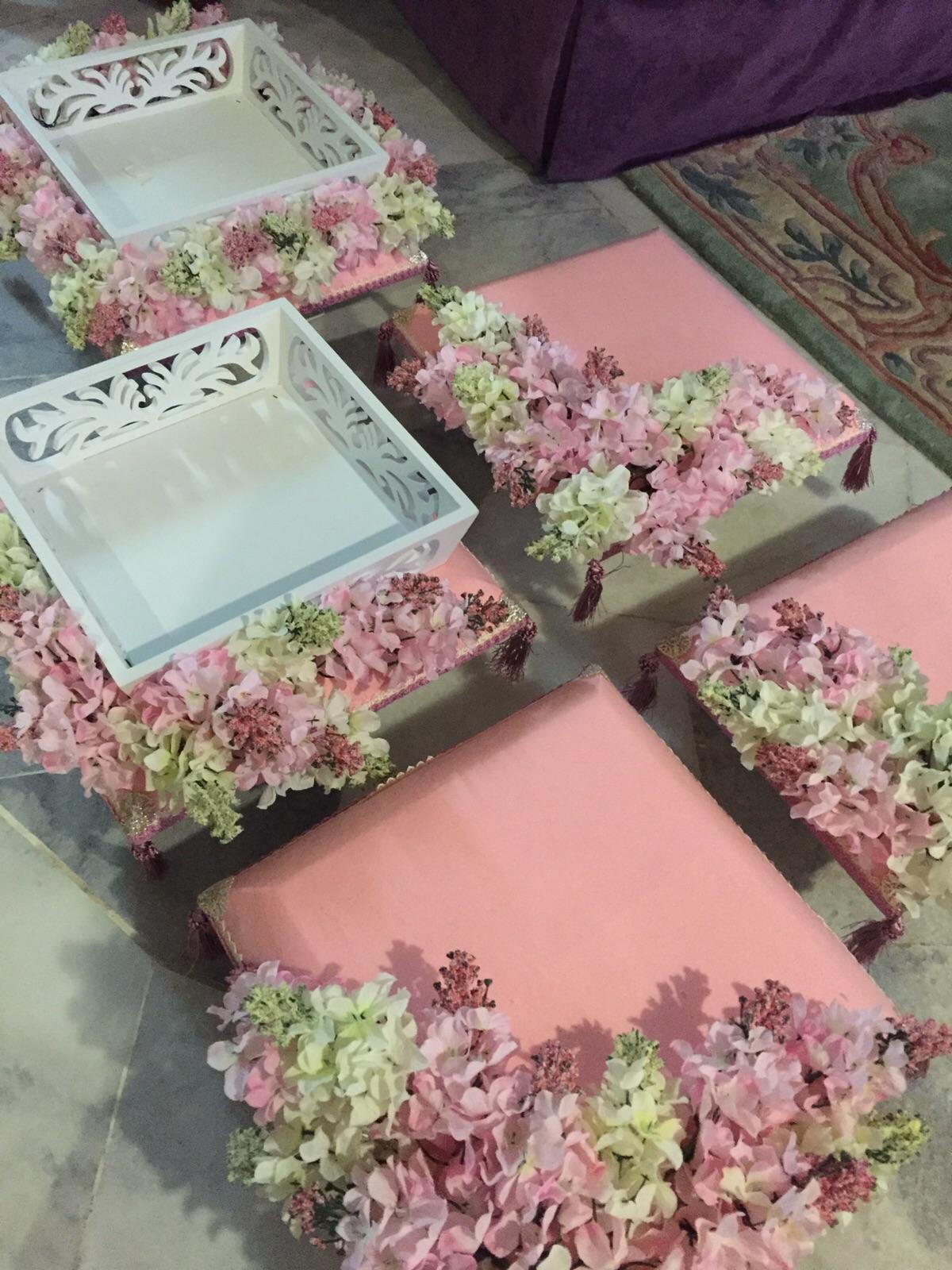 Contoh Gubahan Hantaran Warna Pink Watch Chaos Season