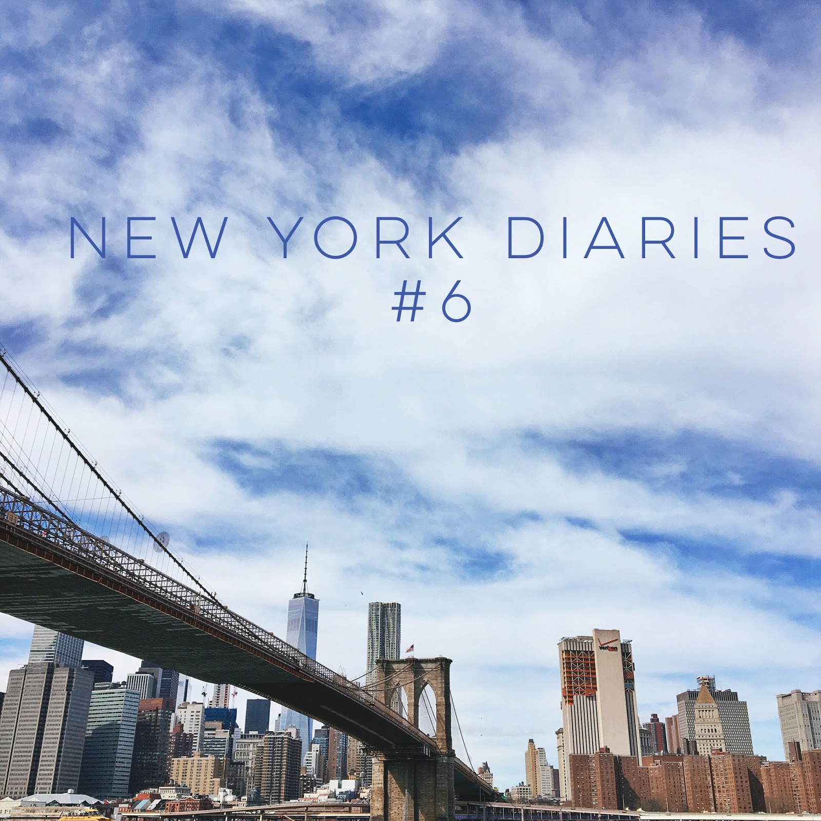 The New York Diaries #6
