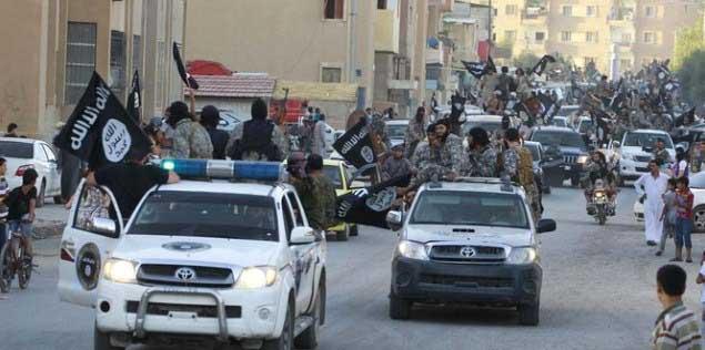 Kelompok Negara Islam Irak dan Suriah (ISIS). ©REUTERS