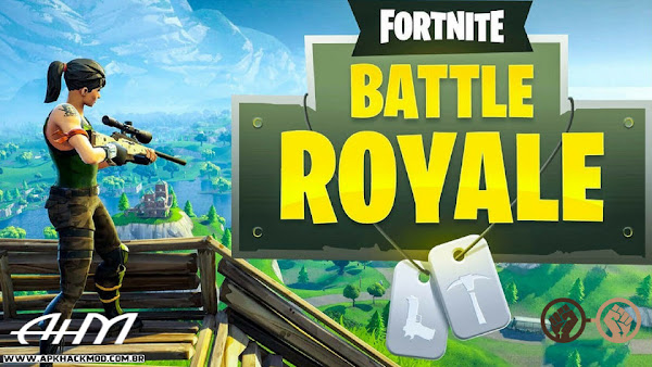 Fortnite - Battle Royale 10.10.0 APK + Instalador + Data - Download