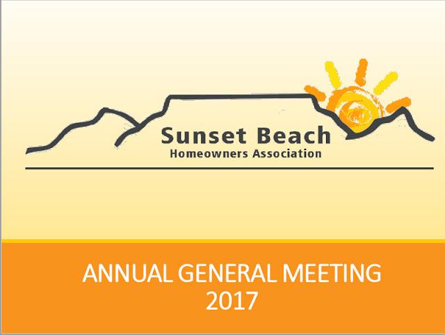 Click Here to Download SBHOA AGM 2017 Presentation