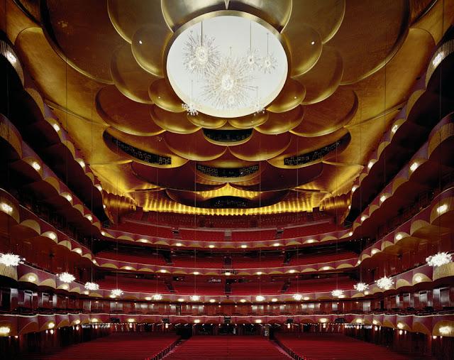 metropolitan opera house teatro new york usa