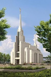 Rome, Italy Temple