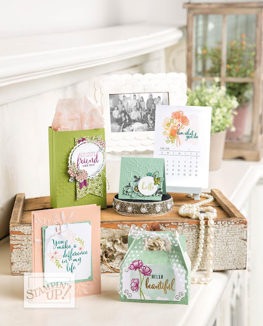 Make a Difference from Stampin' Up!