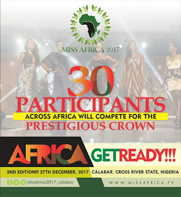 Picture%2B4 - Watch out for the 2nd Edition of the Miss Africa 2017 beauty pageant holding 27th December, Eve of Carnival Calabar 2017 with the theme #Migration