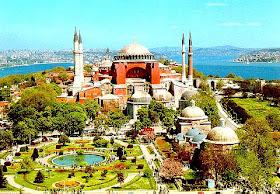 أهم الأماكن السياحية في اسطنبول مع أسمائها باللغة التركية تركيا