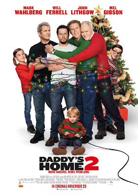 Win a double pass to see Daddy's Home 2 at the movies