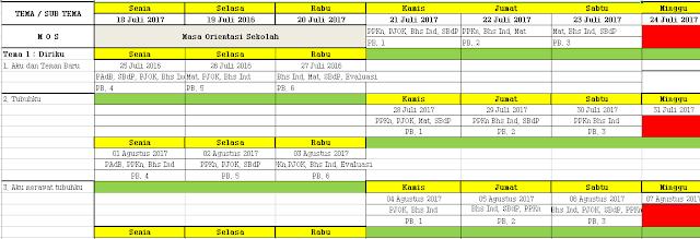 Download Aplikasi Jadwal Pelajaran Kurikulum 2013 Otomatis ..