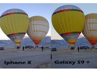 Samsung galaxy S9+ mengeluarkan fitur unik yang wajib anda ketahui