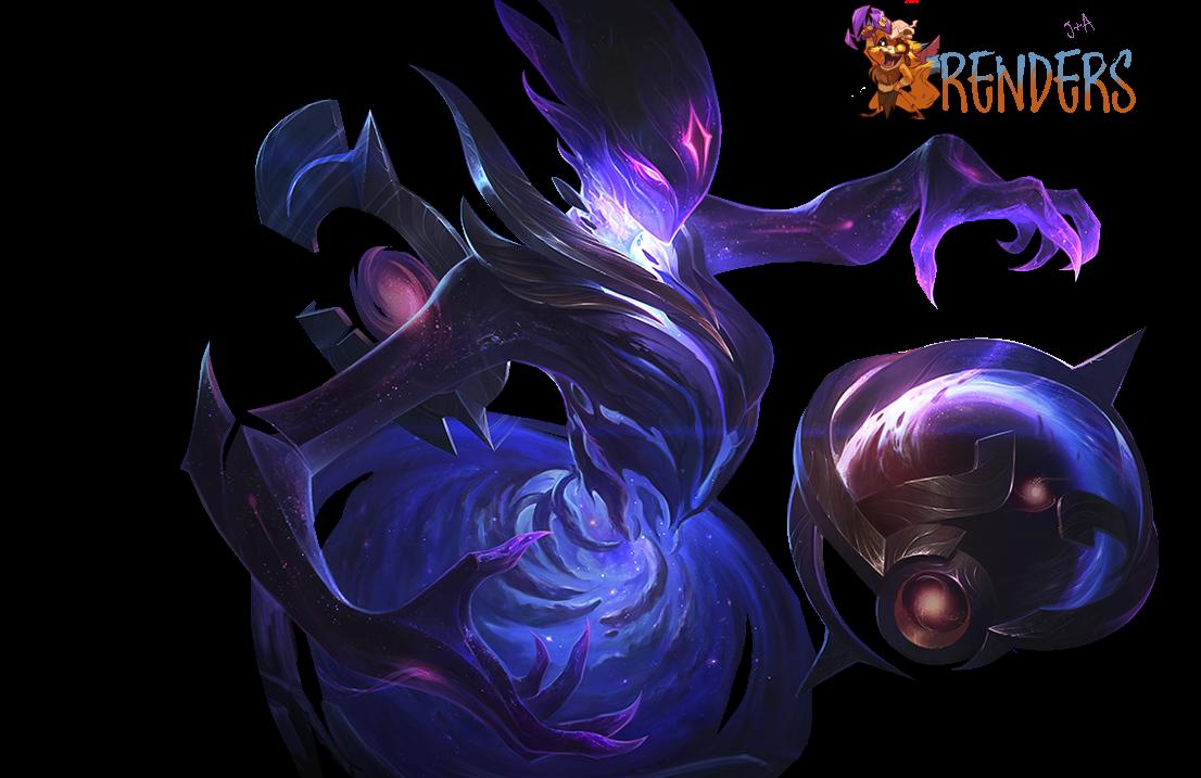 render Dark Star Orianna