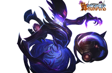 render Dark Star Orianna