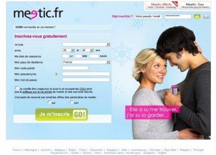 Meetic Gratuit : Meetic Sans Payer - janvier