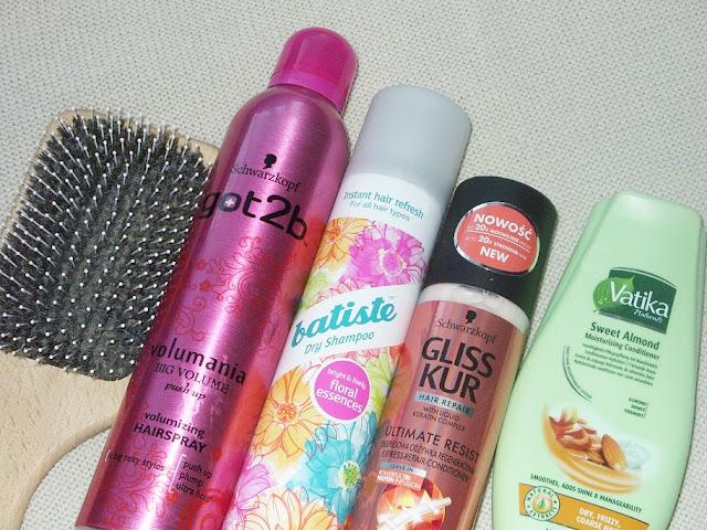 Fantastyczna piątka, czyli kosmetyczni ulubieńcy roku 2016: pielęgnacja włosów