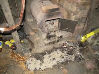 (ФОТО)В ночь с 7 на 8 апреля при пожаре погиб мужчина 1968 года рождения