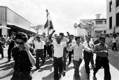 A 54 Años de la Heroíca Gesta del 9 de Enero de 1964. Luchamos contra la Intervención y la Corrupción