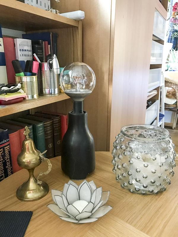 bordslampa