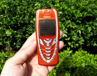 Hape Jadul Nokia 7210 Seken Mulus Eks Garansi Nokia Indonesia