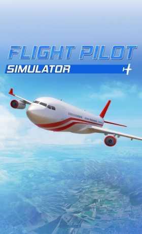 Flight Pilot Simulator 3d Free Mod Apk Terbaru