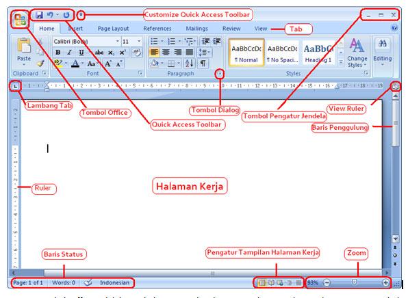 Panduan Lengkap Belajar Program Microsoft Word 2007