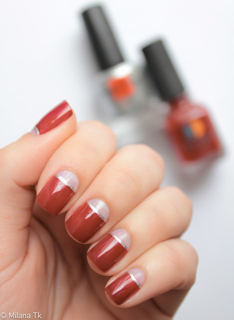 dare to wear red nails sophin