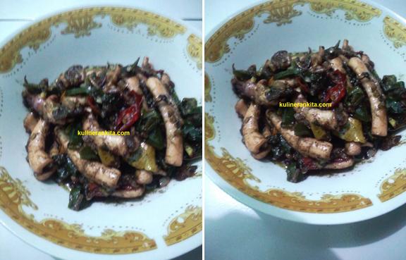 cara masak cumi cabe hijau  kulinerankita.com