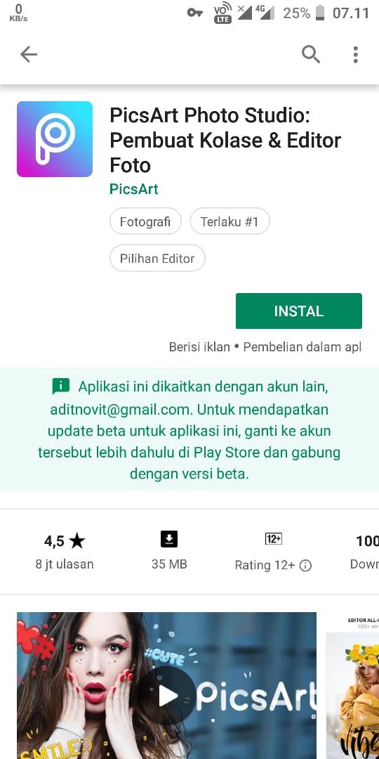 Aplikasi Edit Foto Terbaik di Dunia untuk Android