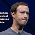 Mark Zuckerberg admits Facebook made mistakes on user data.