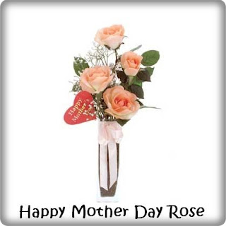 happy mother rose