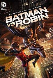 Người Dơi vs Robin-Batman vs Robin - Batman vs Robin 2015 2015 Poster