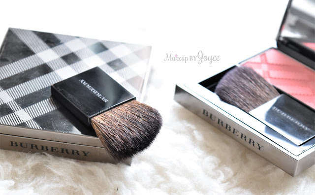 Burberry Beauty Light Glow Blush Angled Travel Brush Review