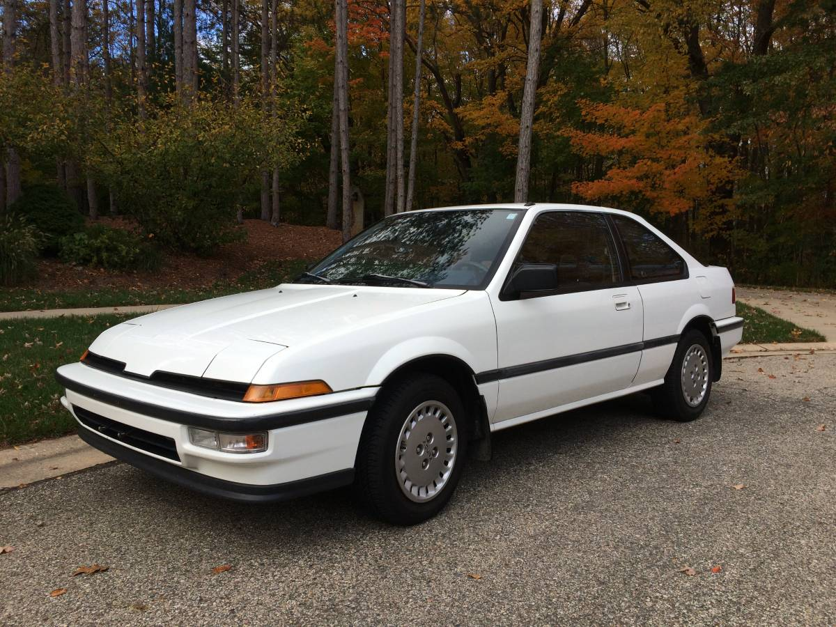 1989 Acura Integra >> Daily Turismo White Rabbit 1989 Acura Integra Rs