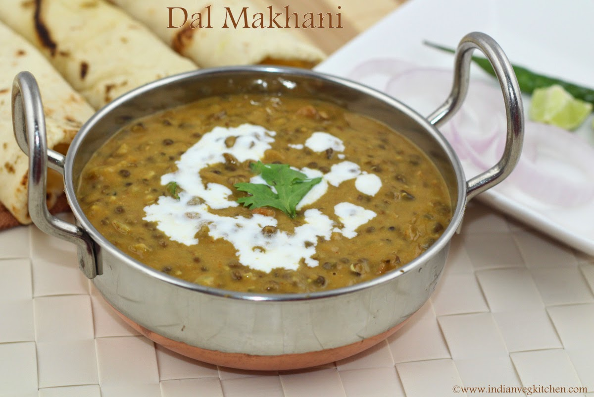 IndianVegKitchen: Restaurant Style Dal makhani | How to