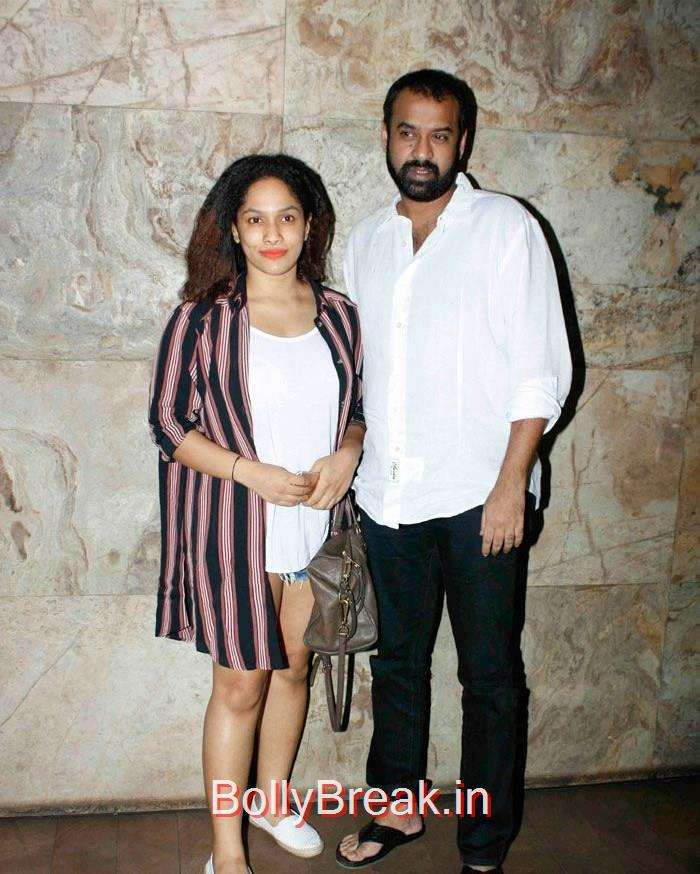 Masaba Gupta, Madhu Mantena, 'Tanu Weds Manu Returns' Special Screening Pics