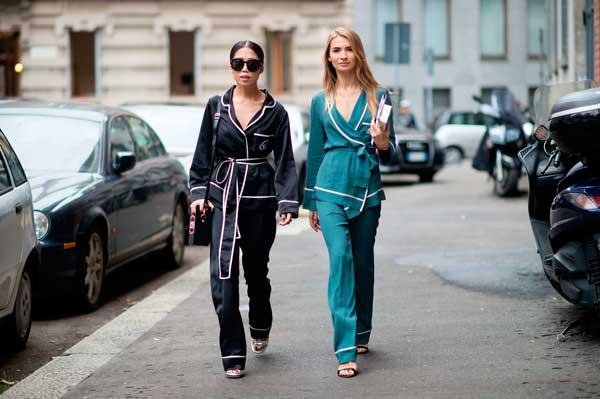 pyjama party tendencia verano 2016