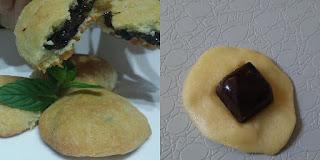 çikolatalı kurabiye yapılışı